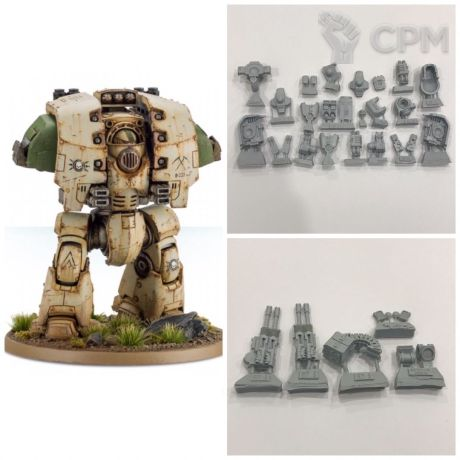 Leviathan Pattern Siege Dreadnought 1