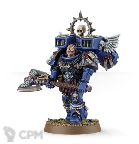 SPACE MARINE CAPTAIN: LORD EXECUTIONER 1