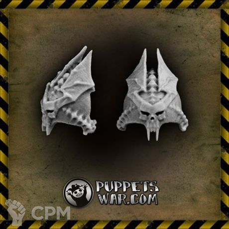 VAMPIRE LORDS SHOULDER PADS 1