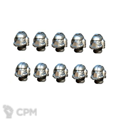 LEGIONARY HEADS: LIBERATOR PATTERN 1