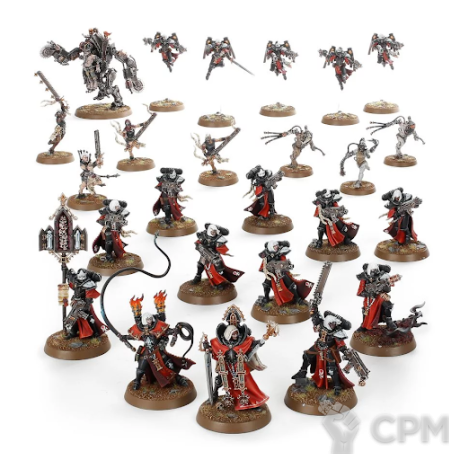 ADEPTA SORORITAS: SISTERS OF BATTLE ARMY SET 1