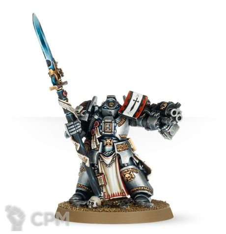 GREY KNIGHTS BROTHER CAPTAIN 1