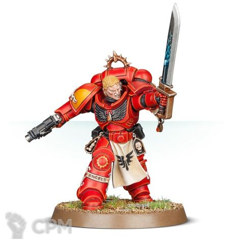 BLOOD ANGELS PRIMARIS LIEUTENANT TOLMERON 1