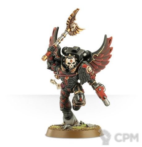 BLOOD ANGELS CHAPLAIN WITH JUMP PACK 1