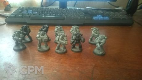 Space Marine Tactical Squad 1