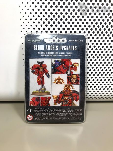 Blood Angels Upgrades 1