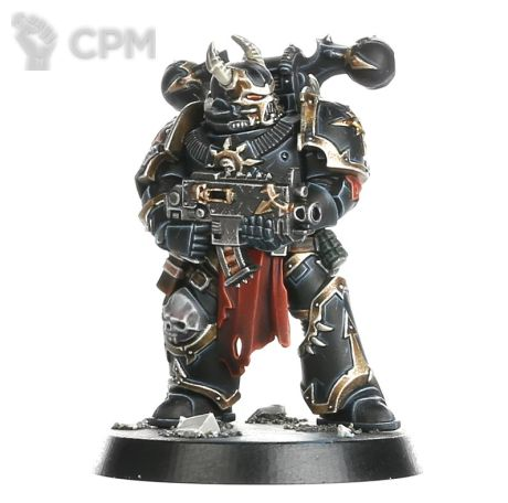 Blackstone Fortress Black Legionnaire 1