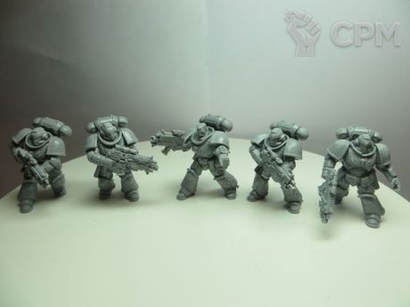 Dark Imperium Space Marine Primaris Intercessors 1